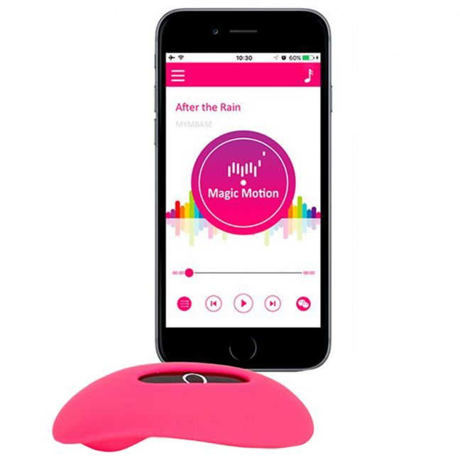 Magic Motion Candy Appstyrd Klitorisvibrator – låt din partner ta kontrollen